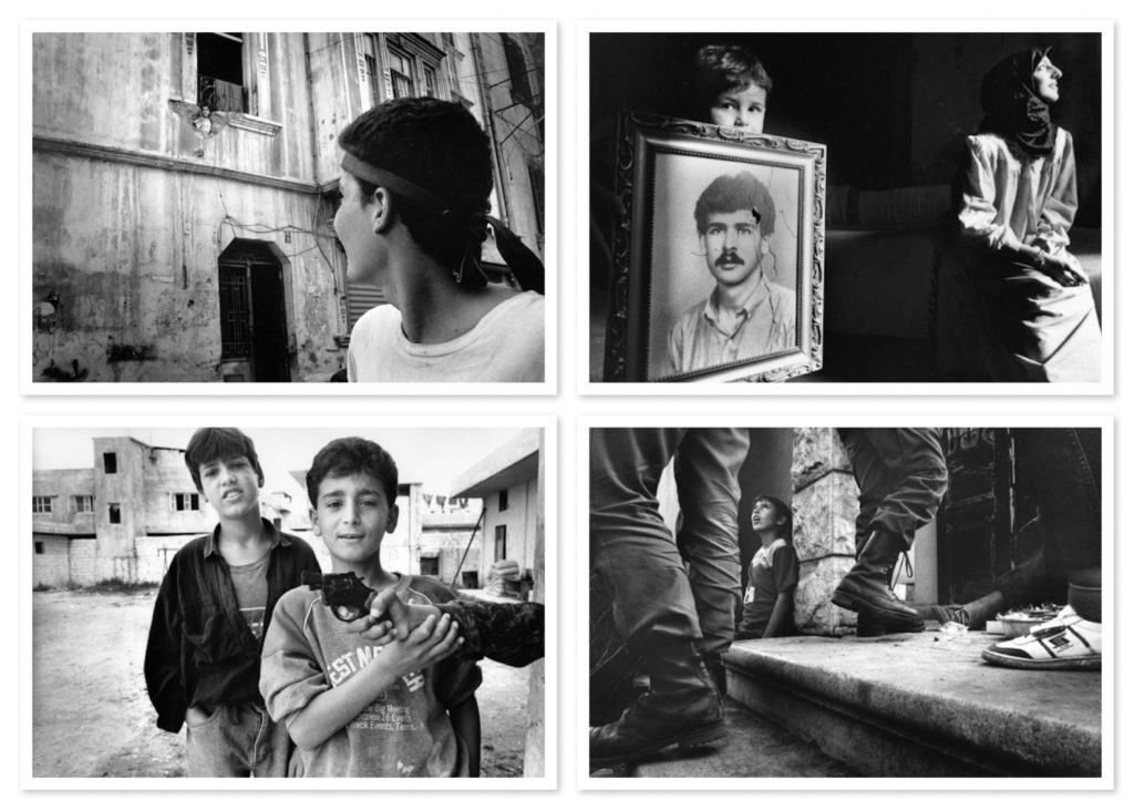 War Children, 1985-1992, Samer Mohdad